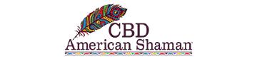 CBDAmerican Shaman Logo